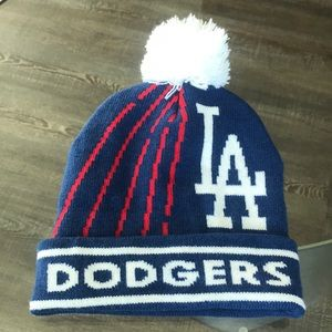 Brand new Dodgers beanie
